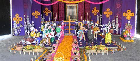 imagenes de altares espirituales los altares de muertos mas originales y creativos de