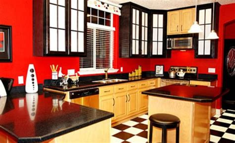 yellow and red kitchen ideas colorful kitchen ideas foodie walla