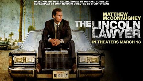 lincoln lawyer pelicula trailer