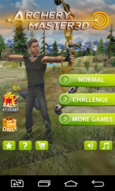 download mod game archery master 3d archery master 3d android games download free archery