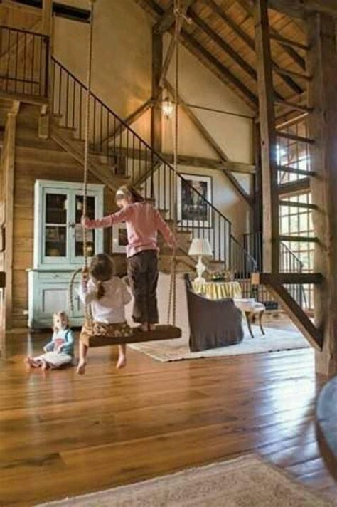is swinging fun indoor swing being a kid is fun pinterest