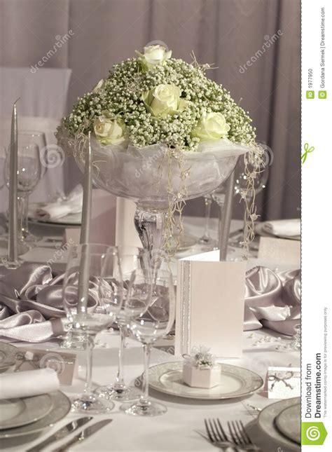 wedding dinner table setting table set for wedding dinner stock photo image 1977950