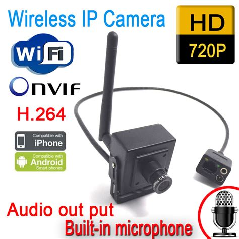 cctv mini ip wifi surveillance system wireless home
