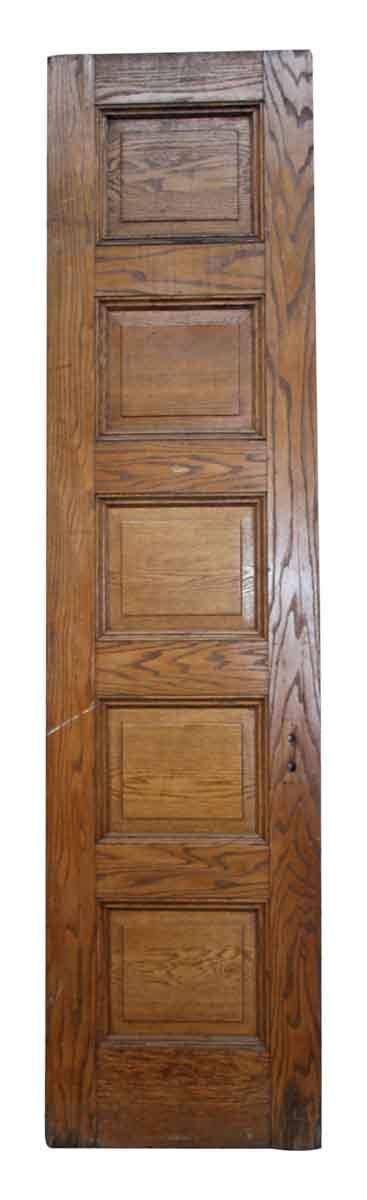 antique interior doors antique narrow doors with ironwork single narrow square paneled door olde things