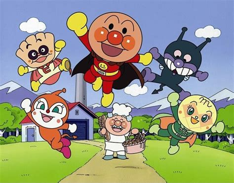 Koper Anpanman Orirginal From Japan re is one punch an wb community