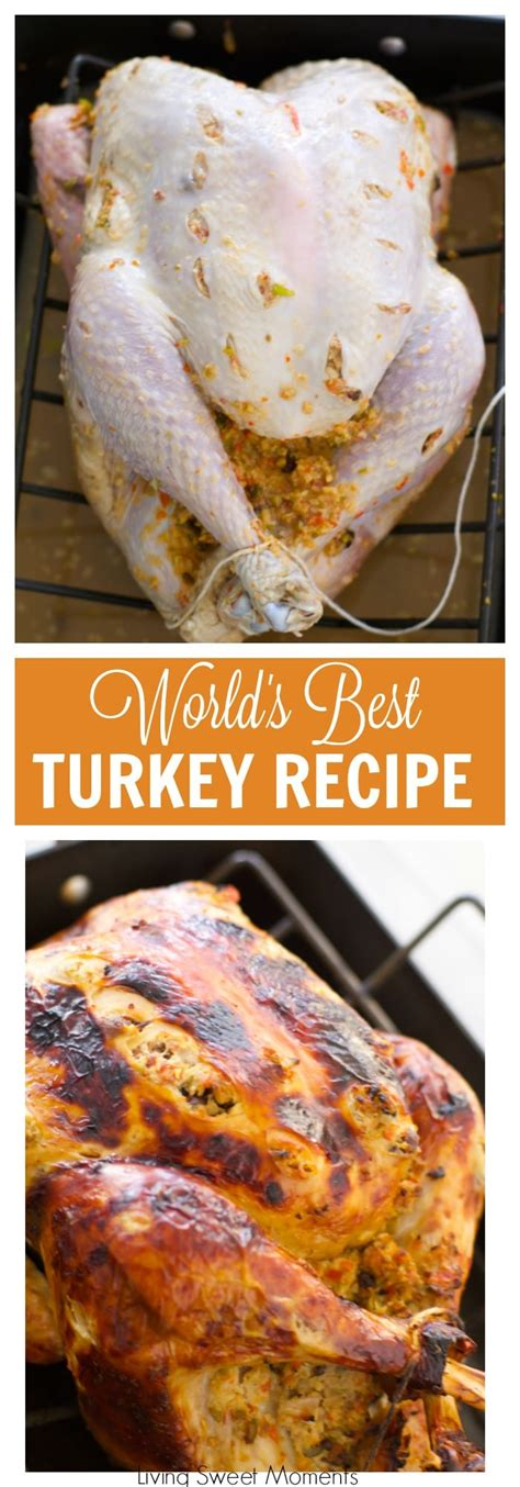 the best thanksgiving turkey recipe the world s best turkey recipe a tutorial living sweet