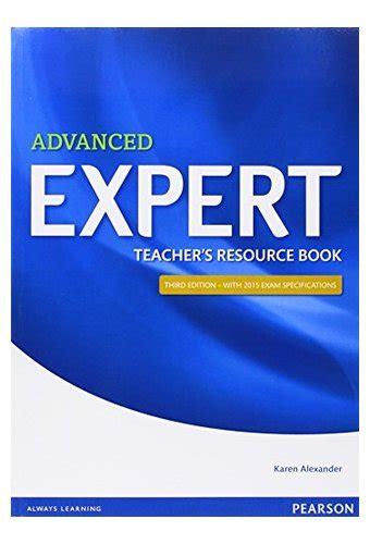 expert advanced 3rd edition teacher s book