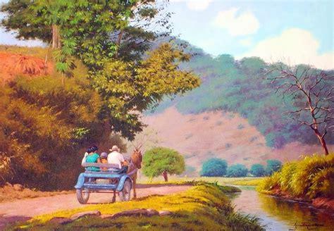 cuadros al oleo de paisajes pintura moderna y fotograf 237 a 237 stica cuadros al 211 leo
