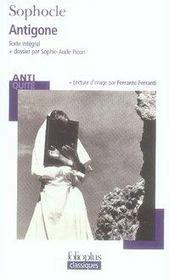 Resume D Antigone Chapitre Par Chapitre by Antigone Sophocle
