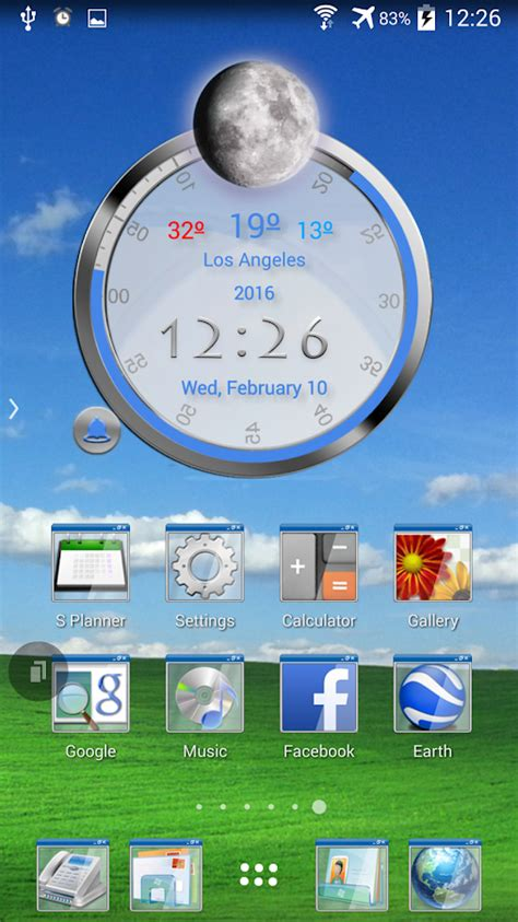 themes tsf launcher tsf shell launcher theme pc android apps on google play