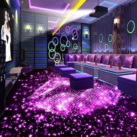 glitter wallpaper tyne and wear custom large 3d floor mural ktv bar clubs glitter