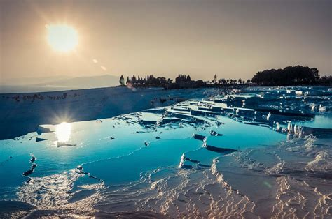 pamukkale turkey 4 days gallipoli troy ephesus pamukkale by bus tour2tr com