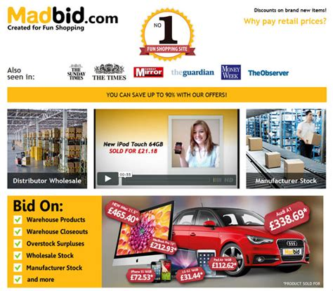 made bid mad bid infogurushop