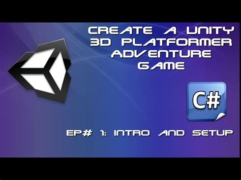 unity tutorial adventure game unity 3d platformer adventure game tutorial 1 intro and