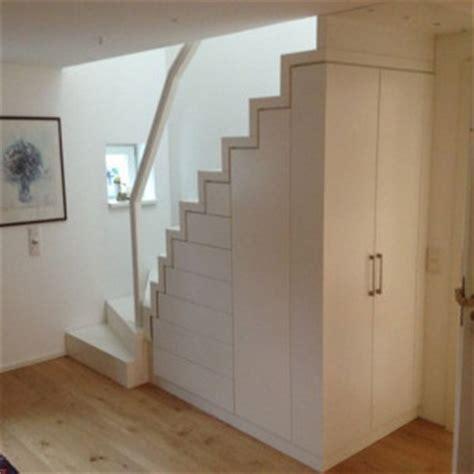 gestell unter treppe wohnraum tischlerei madeheim