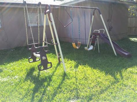 swing set teeter totter swing set teeter totter for sale