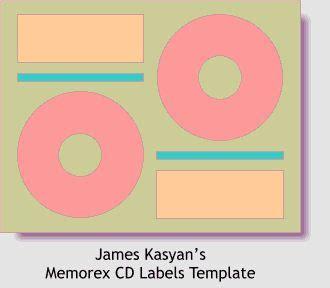 cd template maker the world s catalog of ideas