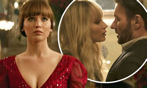 Jennifer Lawrence plays sultry spy in Red Sparrow trailer ... Flood Relief Donations