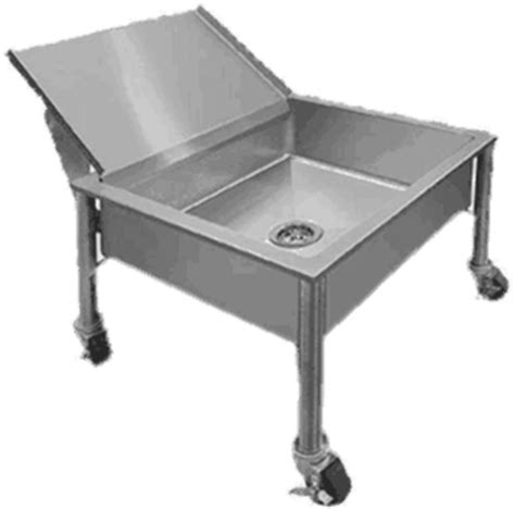 Portable C Kitchen With Sink Piper Products Servolift Eastern 337 3557 Portable Soak Sink At Ckitchen