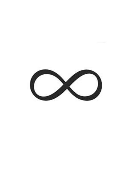 infinity tattoo stencil simple tattoo stencils joy studio design gallery best