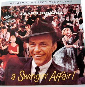 a swinging affair frank sinatra a swingin affair