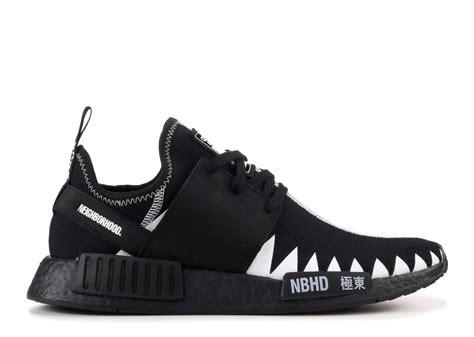 Adidas Nmd R1 Pk nmd r1 pk quot neighborhood quot adidas da8835 black white