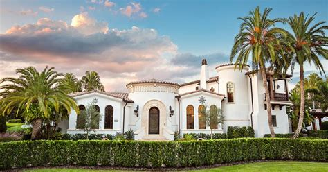 Spanish Villa Style Homes by Spectacular Spanish Style Villas