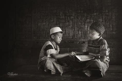 Wallpaper Anak Mengaji | mengaji