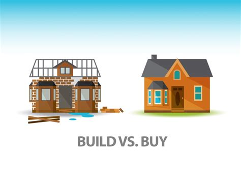 Building vs Buying a Home: Consider the Benefits to You