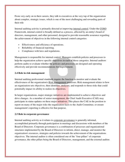 State Resume Sles by Career Objective For Auditor 28 Images Staff Auditor
