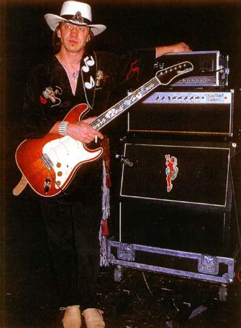 stevie ray vaughan bluesrockguitar weblog