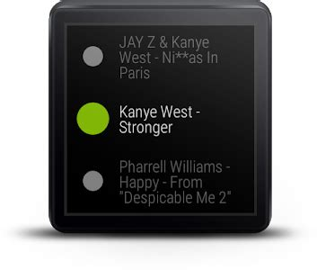 Smartwatch 300 Ribu wear spotify for android wear 1 3 1 apk android
