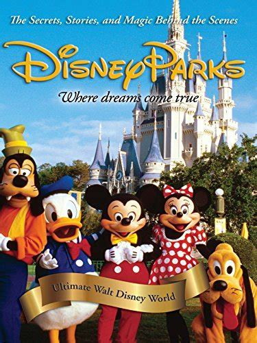 Amazon.com: Ultimate Walt Disney World: Mickey Mouse, Walt