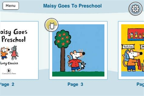 Maisy Goes To Preschool maisy goes to preschool by cousins iphone reviews