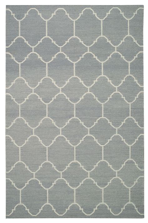 Gray Area Rugs Contemporary Capel Serpentine 3623 300 Oslo Gray Rug