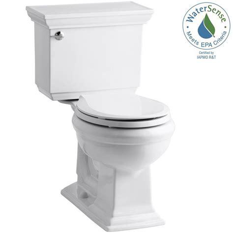 kohler comfort height round toilet kohler memoirs stately comfort height 2 piece 1 28 gpf