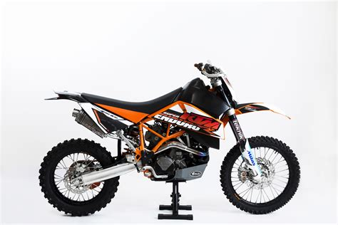 Ktm Powerwear Australia Chris Birch S 950 Se To Exc Part Ii Frankenstein S