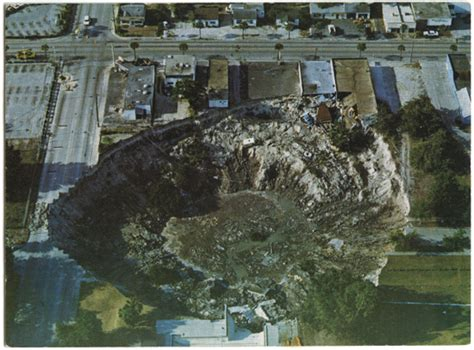 when will florida sink when sinkholes strike newscut minnesota radio