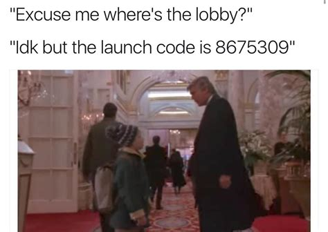 donald trump home alone 2 meme this is one big ass keloid scar rebrn com