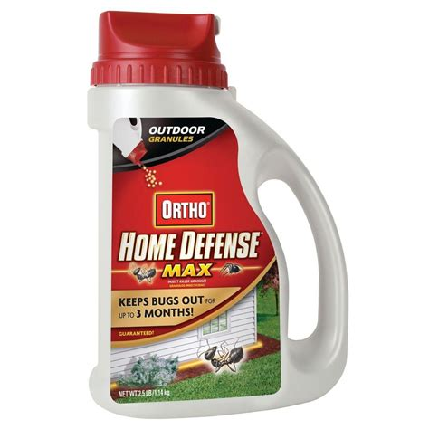 ortho pest home defense max 2 5 lb ready to use