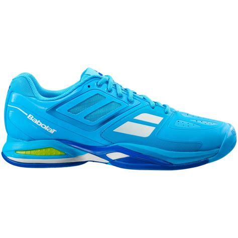 babolat mens propulse team all court tennis shoes blue