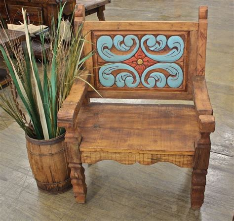 hand painted benches hand painted rustic bench with reclaimed wood painted i