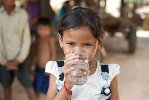 Water Saving Faucet Show Some Love To The People Of Cambodia With Charity