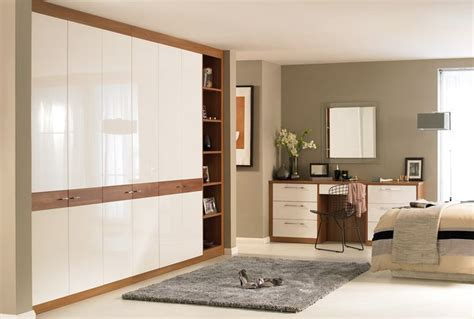 Sharps Fitted Bedroom Furniture Horizon White Walnut Bedroom Furniture Wardrobes Http Www Sharps Co Uk Fitted Bedrooms