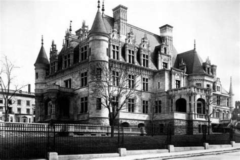 r city age remembering the mansions of manhattan s gilded age