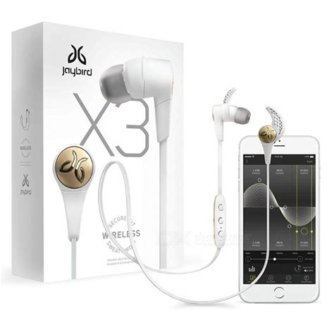 Garansi Resmi Jaybird X3 Sports In Ear Wireless Bluetooth Alpha Green jaybird x3 sport wireless in ear headphone white free shipping dealextreme