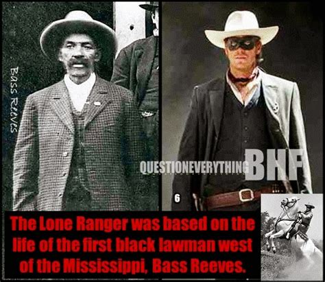 bass reeves and the lone ranger debunking the myth books bass reeves quotes quotesgram