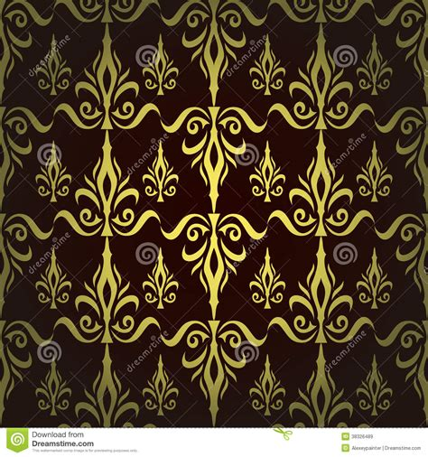 wallpaper royalty free damask seamless floral pattern royal wallpaper flowers