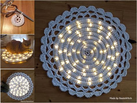 carpet crochet rug diy easy crochet light rug