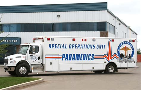 ill dept of motor vehicles special operations unit paramedics canada service